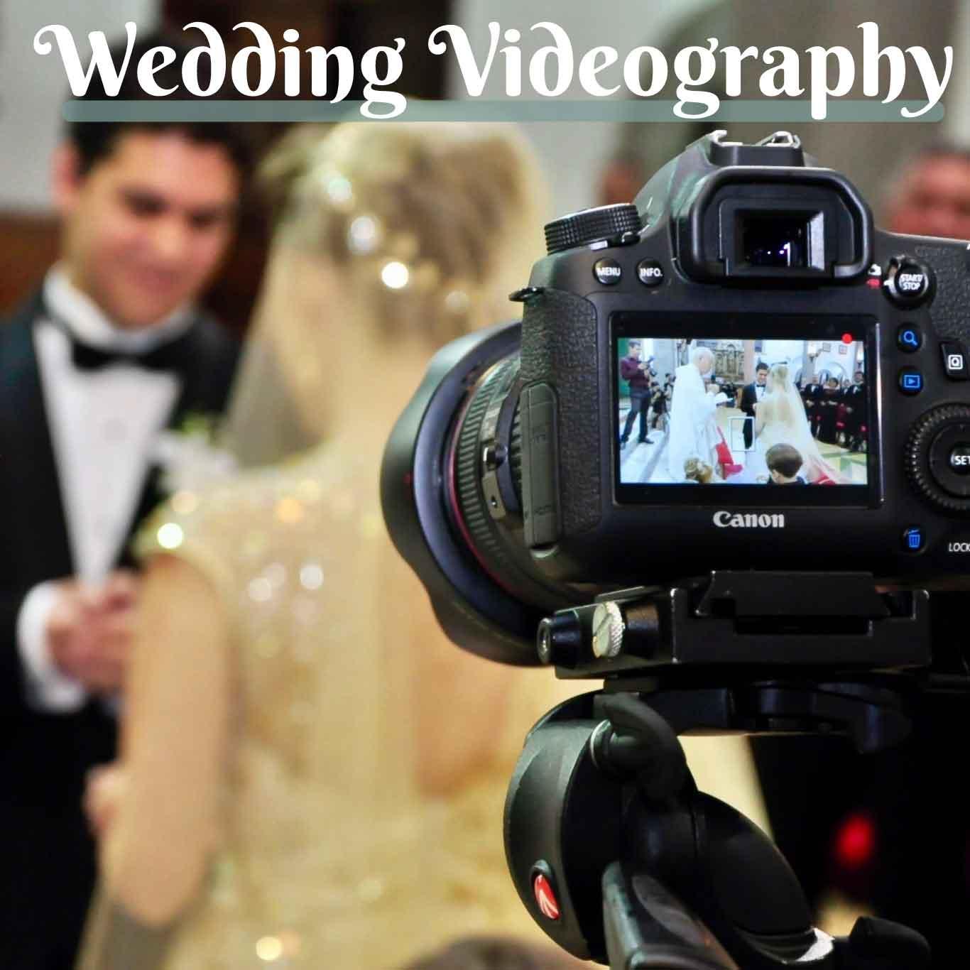 Wedding Videography Videomaker
