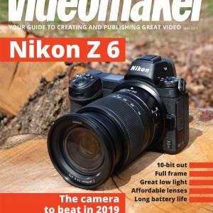 Videomaker Magazine Digital Edition May 2019