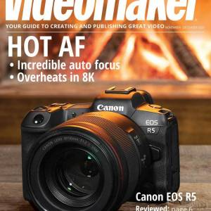 Videomaker November 2020 - December 2020 Magazine Issue