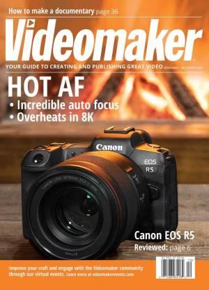 Videomaker November 2020 - December 2020 Magazine Issue