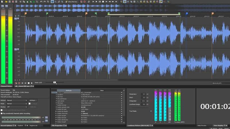 apple sound editing software