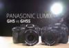 The Panasonic Lumix GH5s vs the GH5