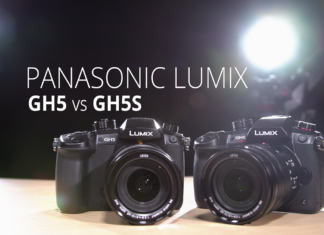 The Panasonic Lumix GH5s vs the GH5