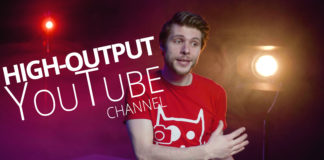 This is What it Takes to Maintain a High-output YouTube Channel