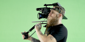Torin Simpson, founder and owner of Beard God Media House, is always striving to create the best story possible for his sport-centered mini docs.
