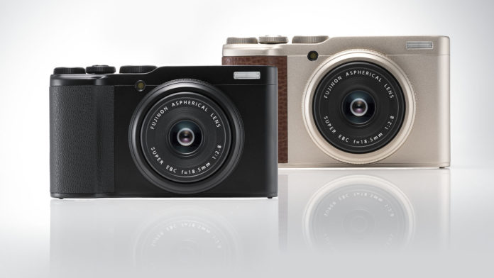 Fujifilm announces the XF10