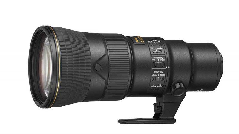 The AF-S NIKKOR 500mm f/5.6 PF ED VR