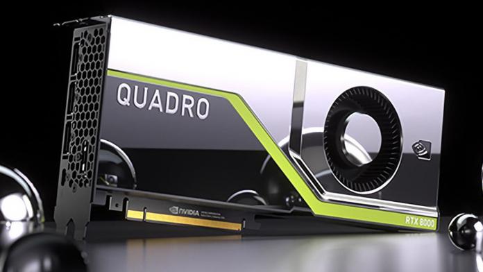 Quadro RTX 8000 GPU
