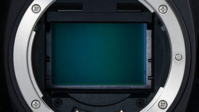 Shot of inside a camera