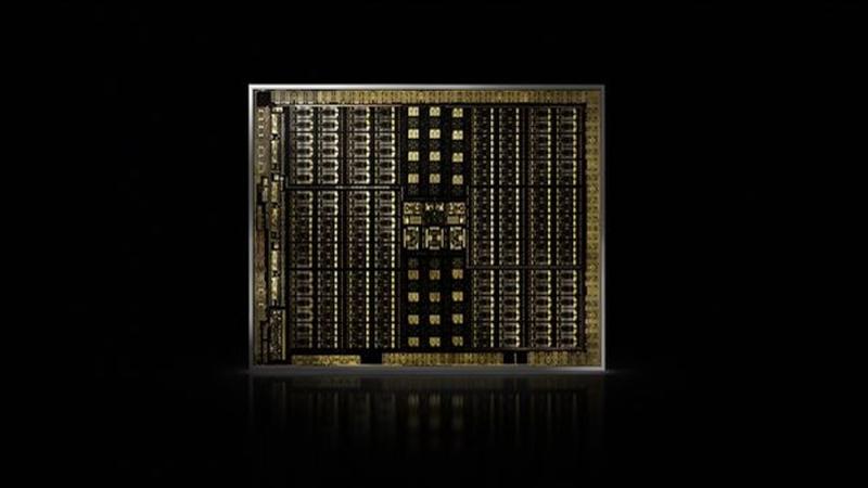 Image of inside a GPU