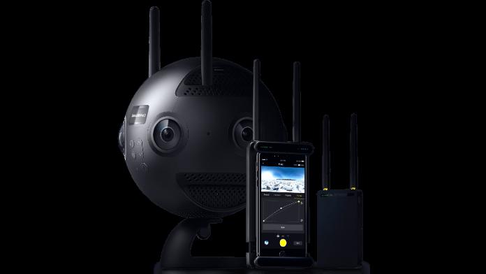 The Insta360 Pro 2