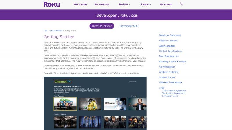 Cómo crear su propio servicio OTT Streaming