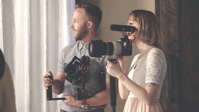 Anna and Chris Hutton co-owners of Necrania's Dream Art Studio in Chico, California.