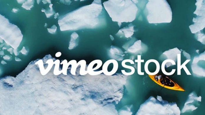 Vimeo Stock logo