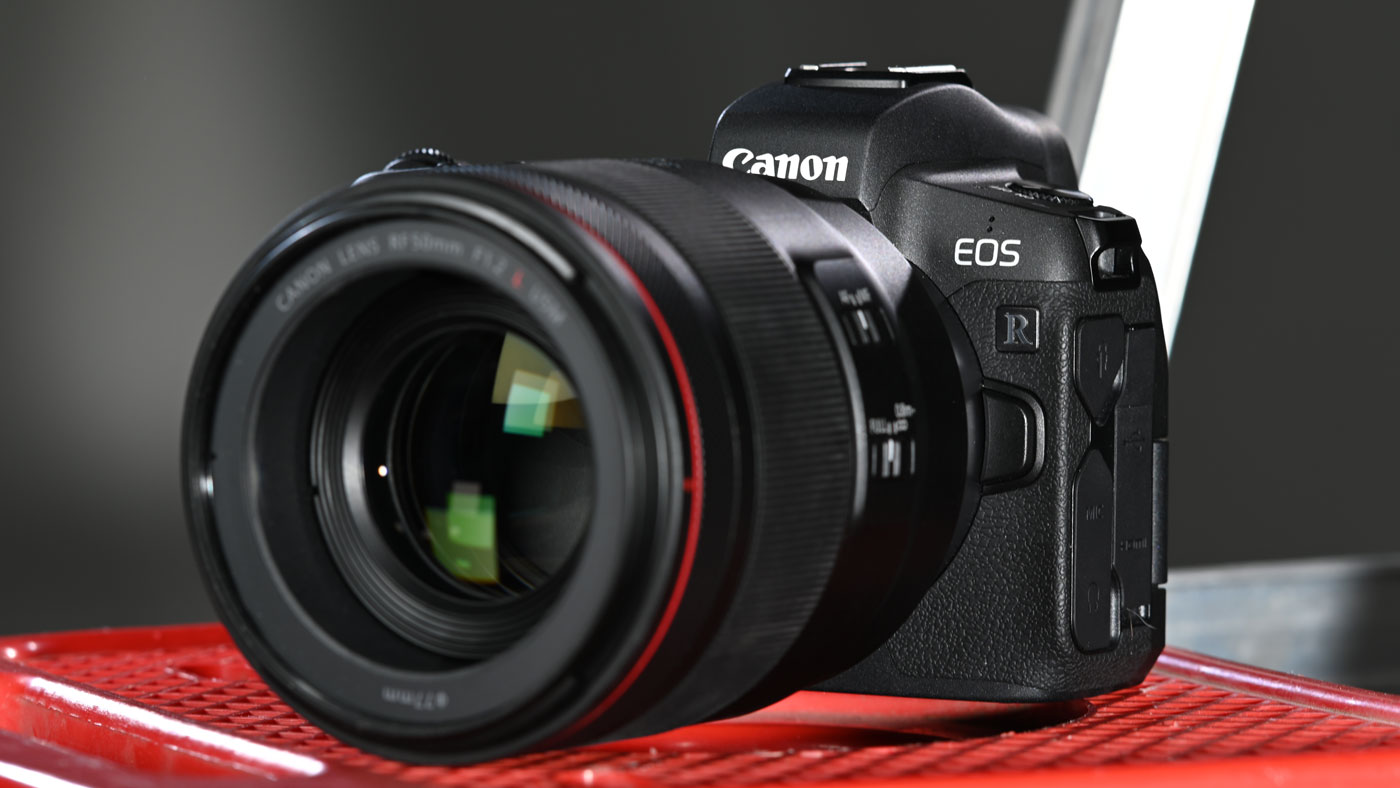 what is canon eos camera
