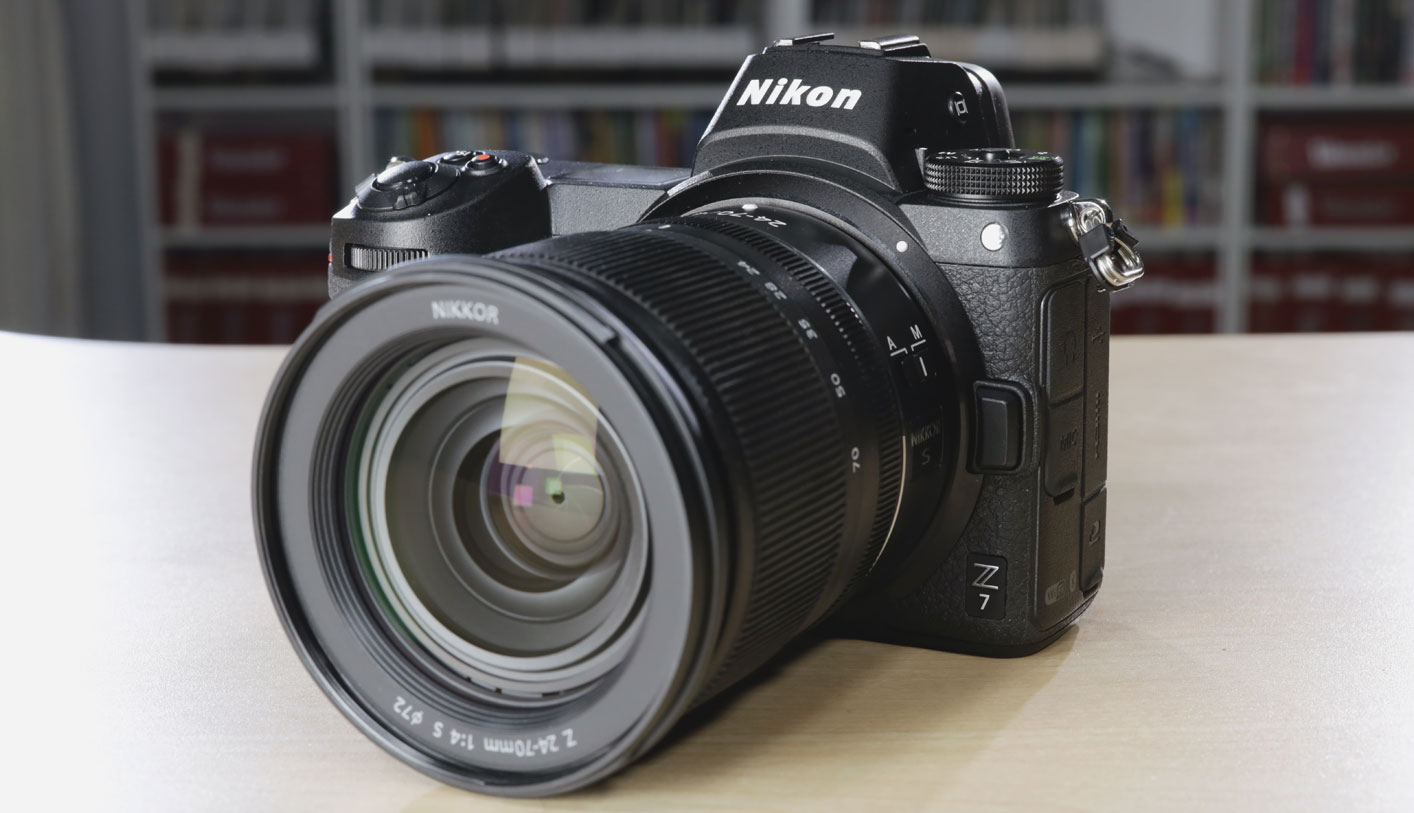 Nikon Z7 Review A True Full Frame 4k Mirrorless Camera Videomaker