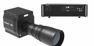 8K organic sensor Panasonic AK-SHB810