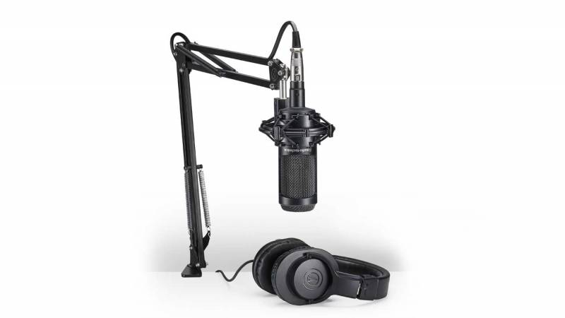 Audio-Technica Streaming/Podcasting Packs
