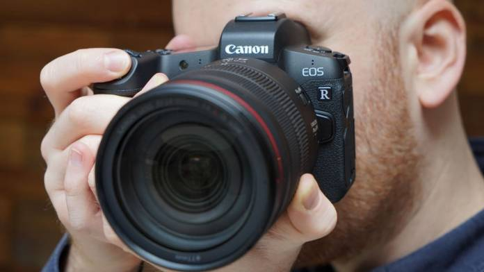 Canon's EOS R
