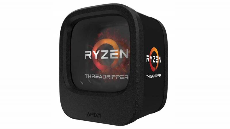 AMD RYZEN Threadripper 1950X 3.4 GHz 16-Core / 32 Threads