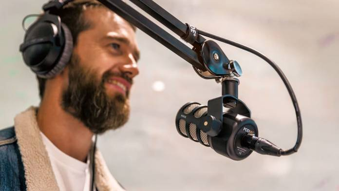 RØDE's launched the podcast microphone: PodMic