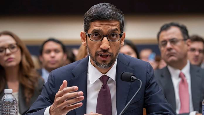 Google CEO Sundar Pichai testified for the House Judiciary Committee this week to discuss YouTube's extremist propaganda policies