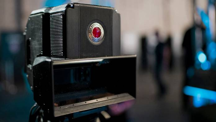 RED's Hydrogen One's first module is the Lithium 3D/4-View camera