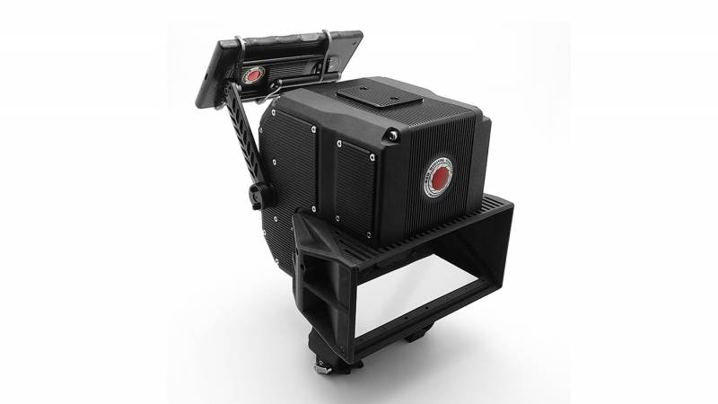 Lithium 3D/4-View camera for Hydrogen One