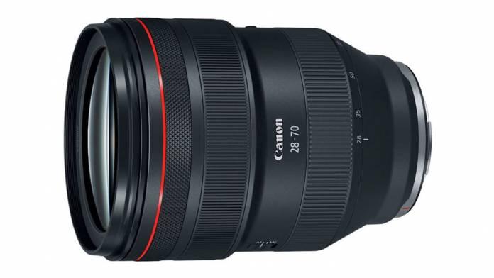 Canon 28-70mm lens