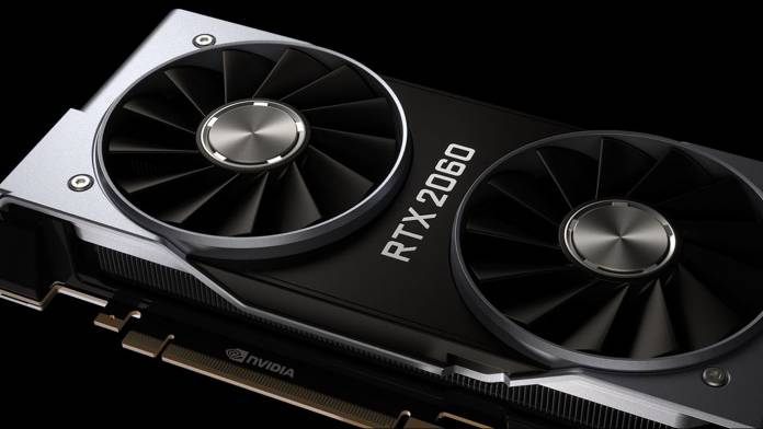 RTX 2060 is Nvidia's budget GPU option