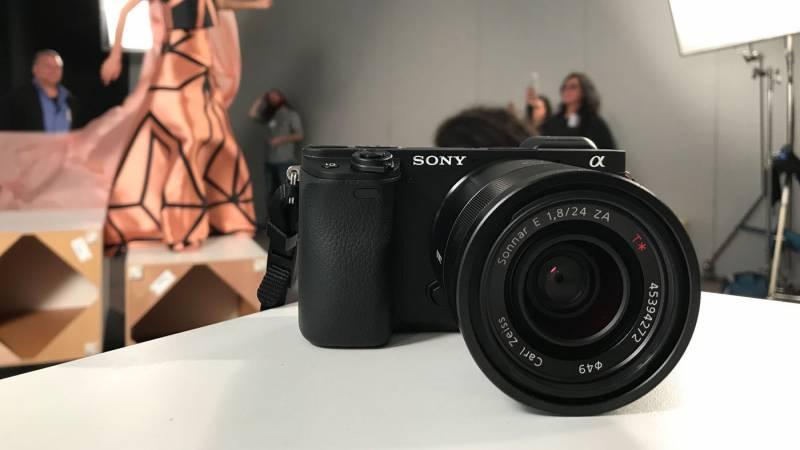 Sony's a6400
