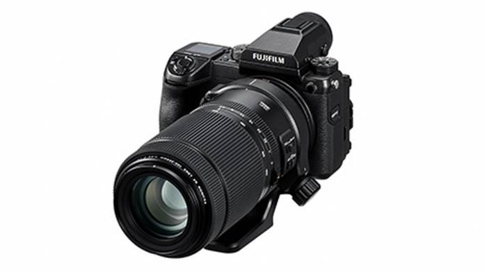 Fujifilm GF100-200mm f5.6 R LM OIS WR