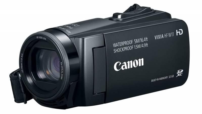 Canon VIXIA HF W11