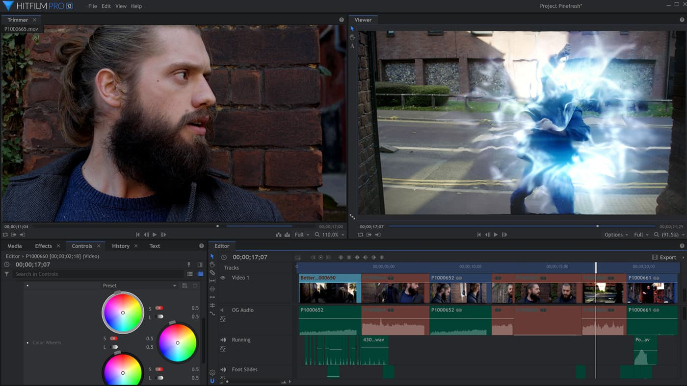 FXhome rebuilt its video editing software with HitFilm v12.0