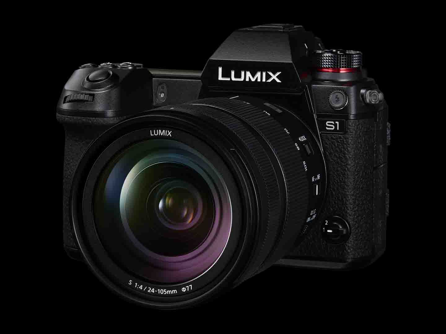 Panasonic LUMIX S1 upgrade adds new advanced shooting modes
