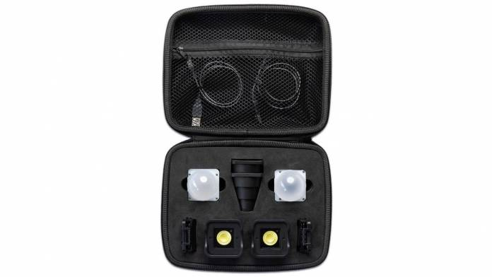 Lume Cube light kit: the Professional Lighting kit