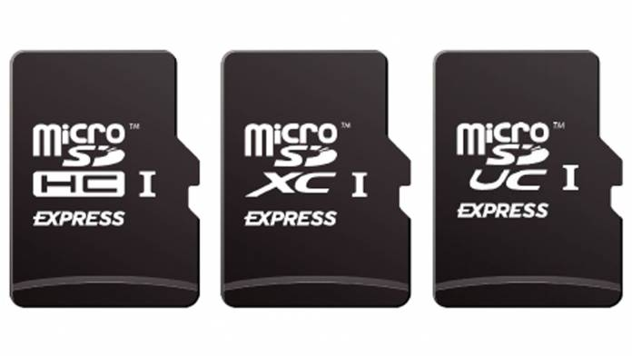 The SD Association has annouced a new microSD format for microSD cards