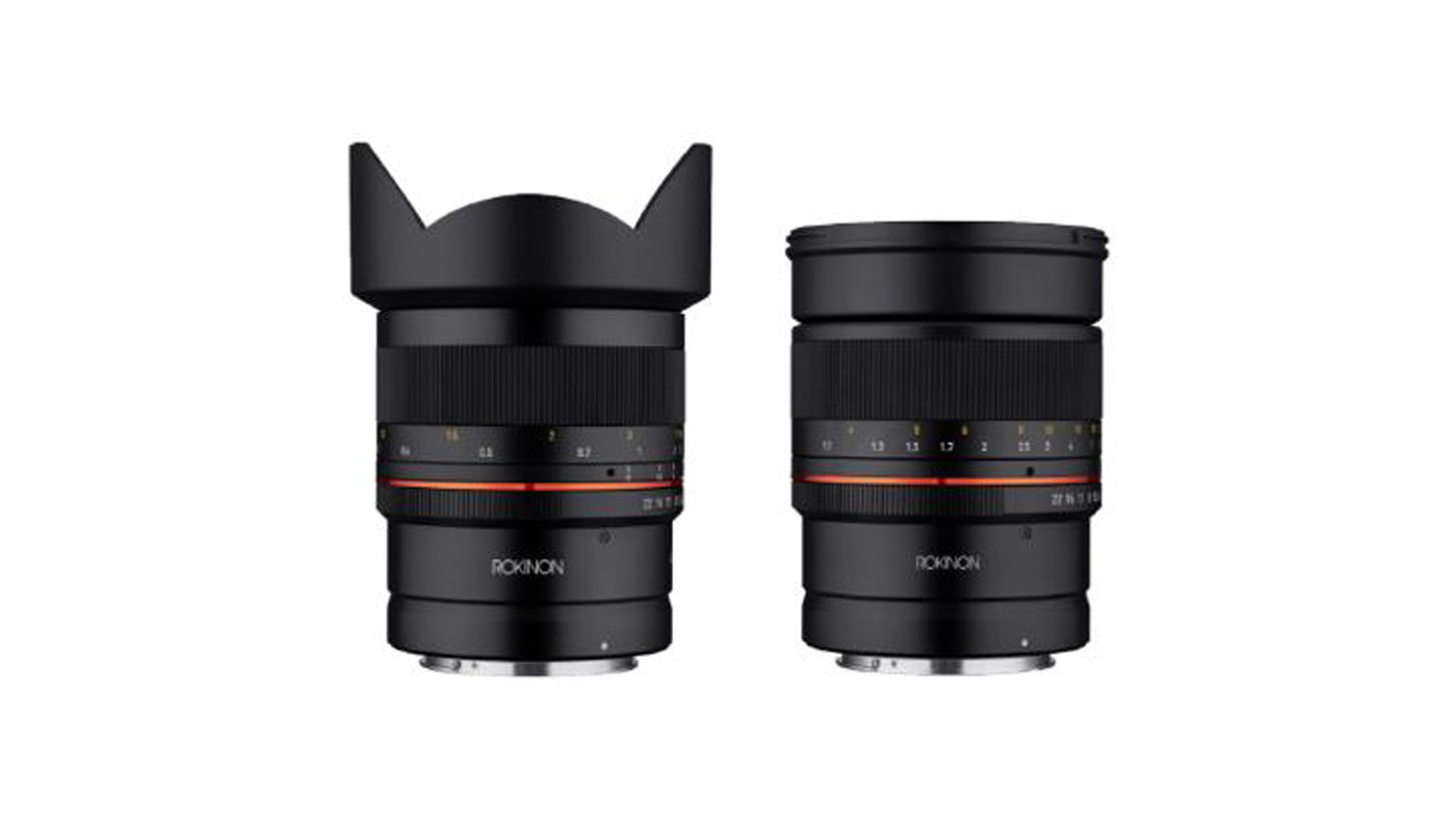 ROKINON adds two new lenses for Canon RF mount