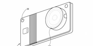 Samsung foldable camera