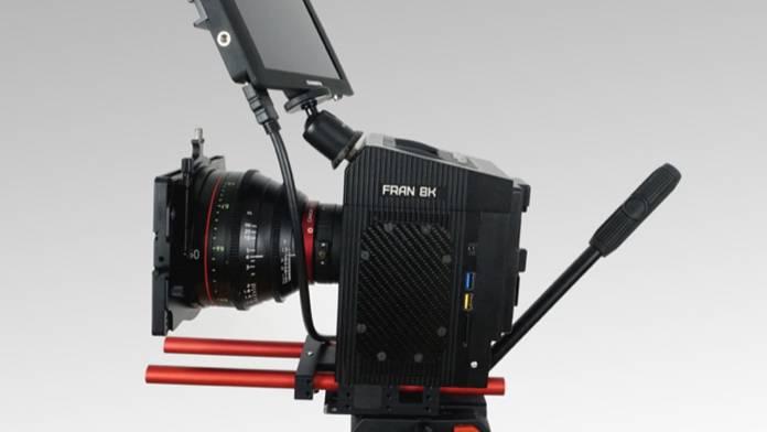 8K Fran cinema camera