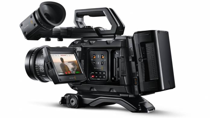 Blackmagic's URSA Mini Pro G2