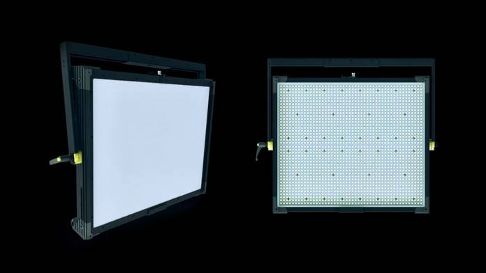 Fluotec CineLight 120 Quad LED light