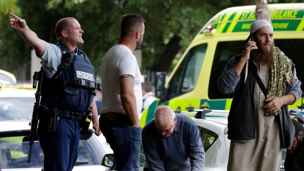 Authorities at Christchurch, New Zealand