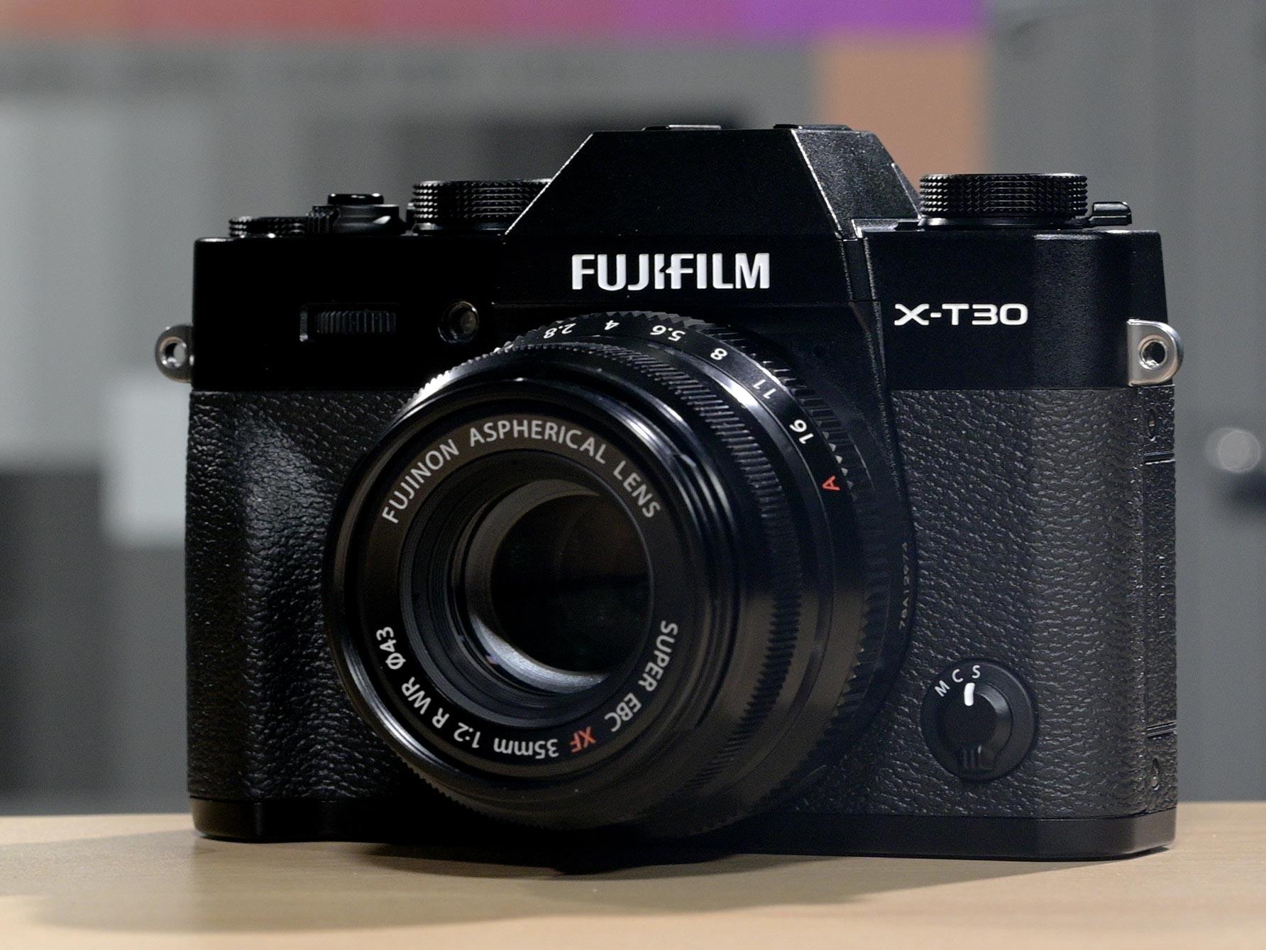 xt30 fuji lenses