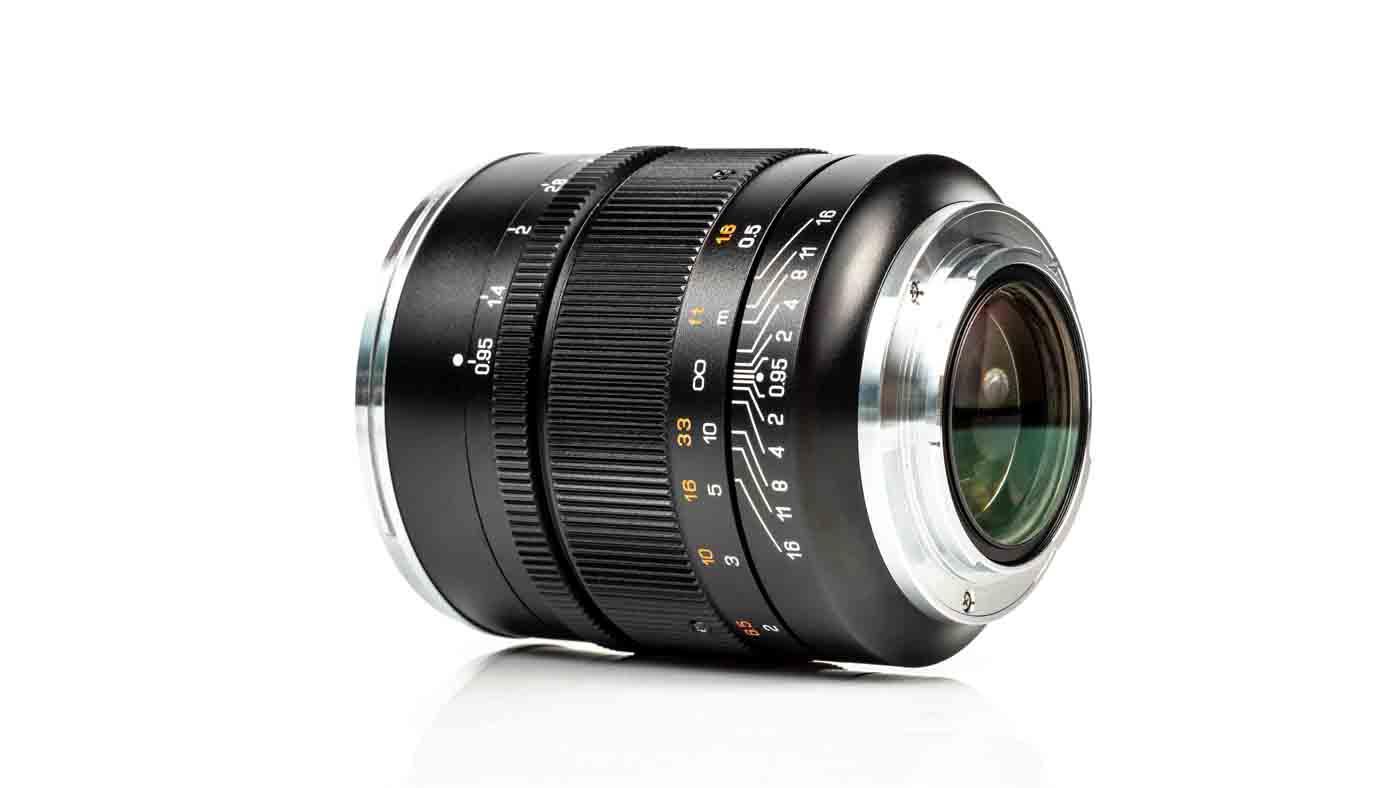Mitakon Speedmaster Mark III works on Sony, Nikon, and Canon mirrorless cameras