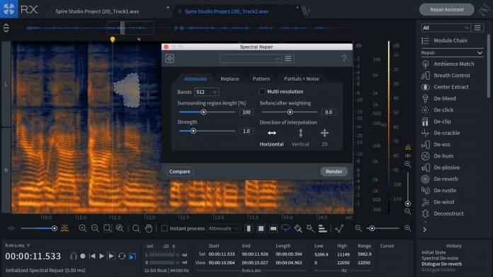 iZotope has acquired Exponential Audio