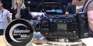 Blackmagic URSA Mini 4.6K G2 with award