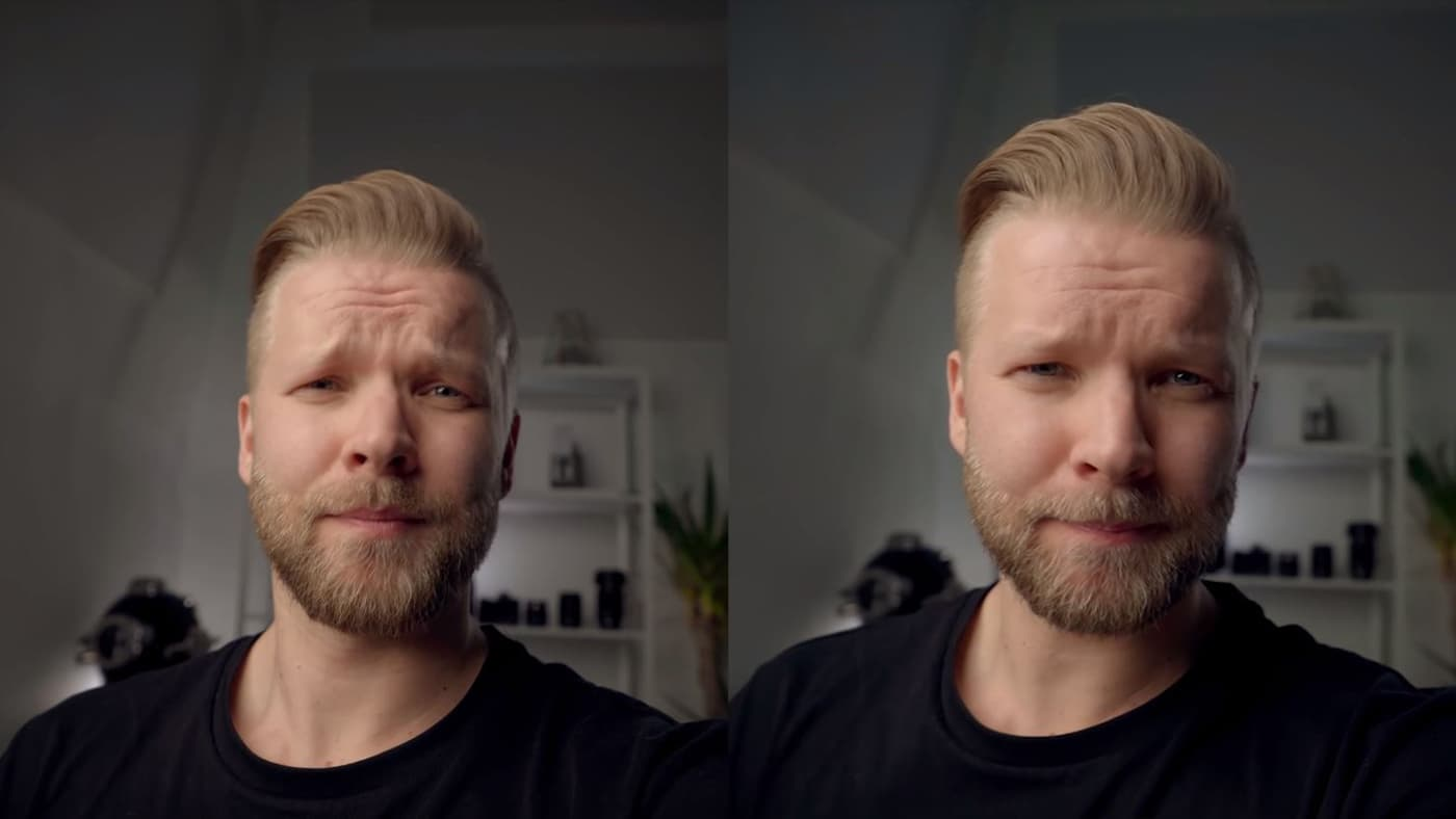4K 1080p comparison