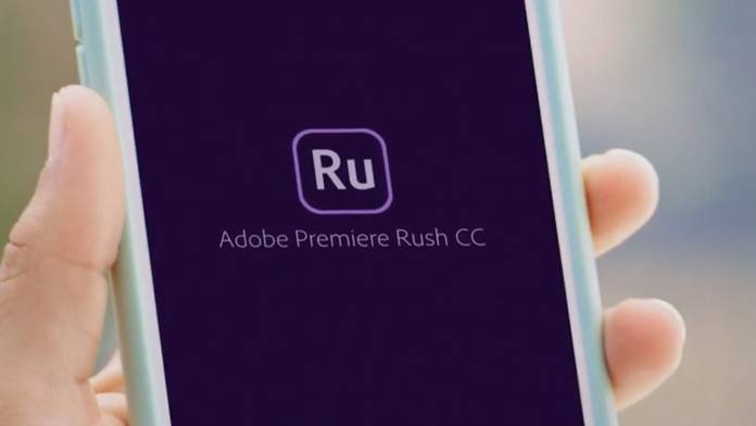 Adobe Premiere Rush Android