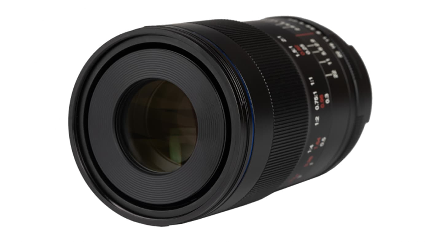 This is the first 100mm macro lens with 2:1 magnification